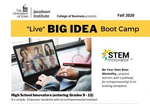 High School Innovators - Virtual BIG IDEA Boot Camp @ virtual hub88